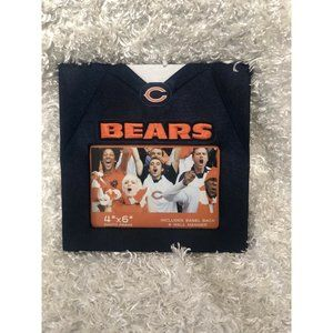 Chicago Bears 4x6 Jersey Photo Frame